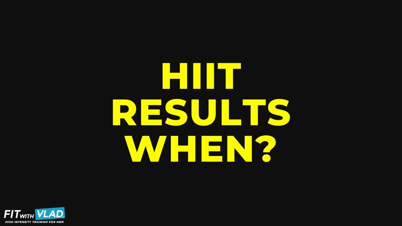 How Long Does It Take To See Results From HIIT