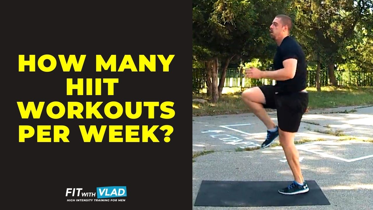 How Many Times Per Week To Perform Total Body HIIT Workouts