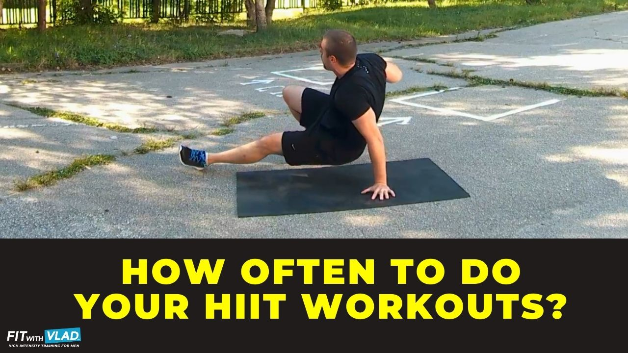 How often to do HIIT workout as a beginner