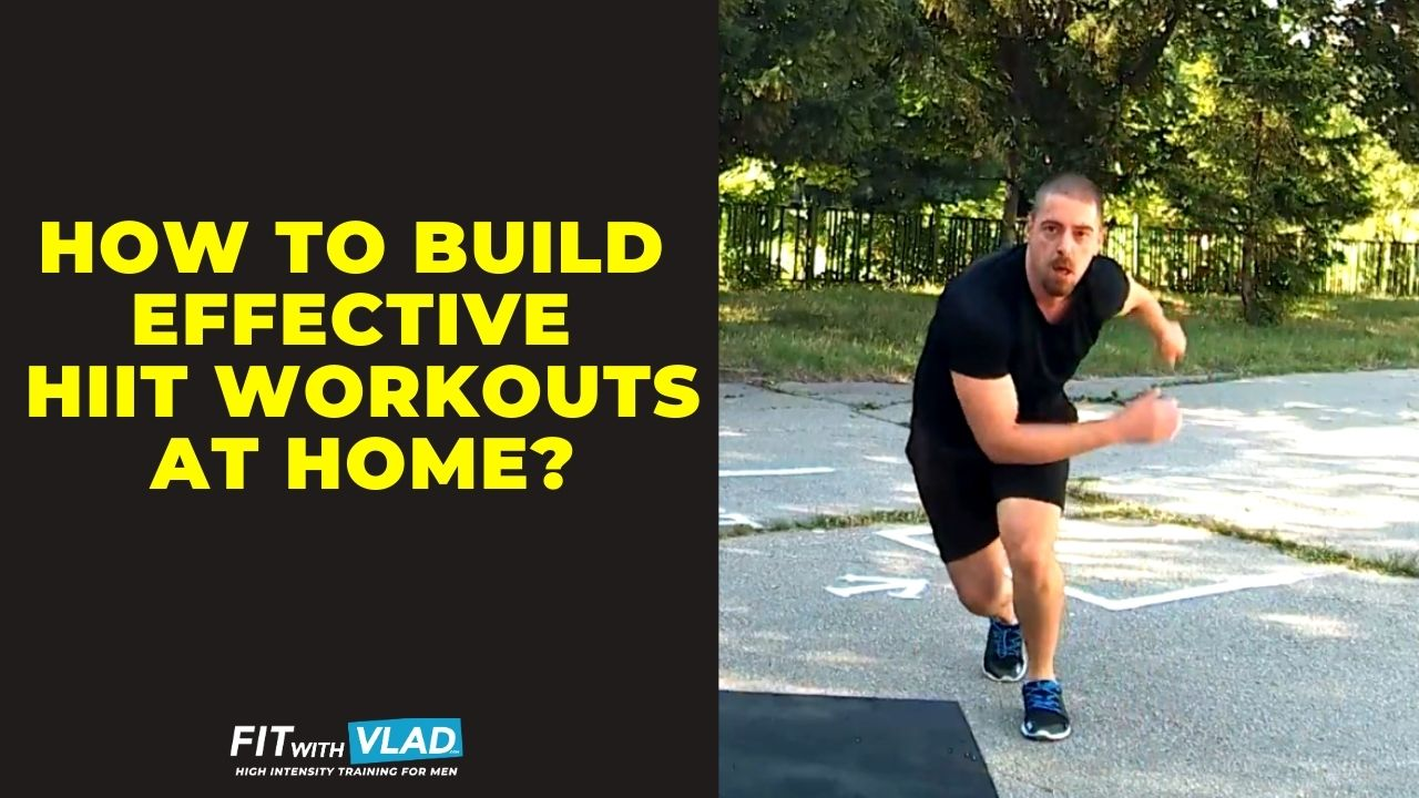 How to build effective full body hiit workouts at home