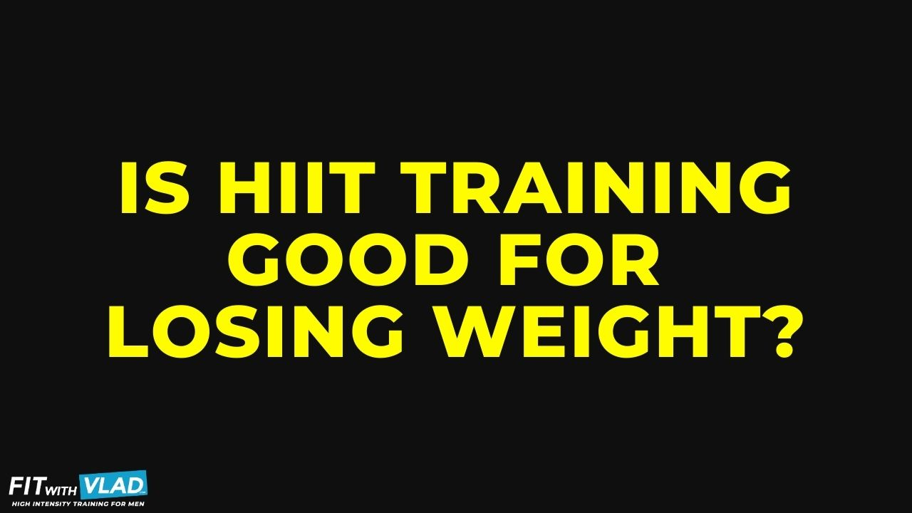 Is HIIT Training Good For Losing Weight
