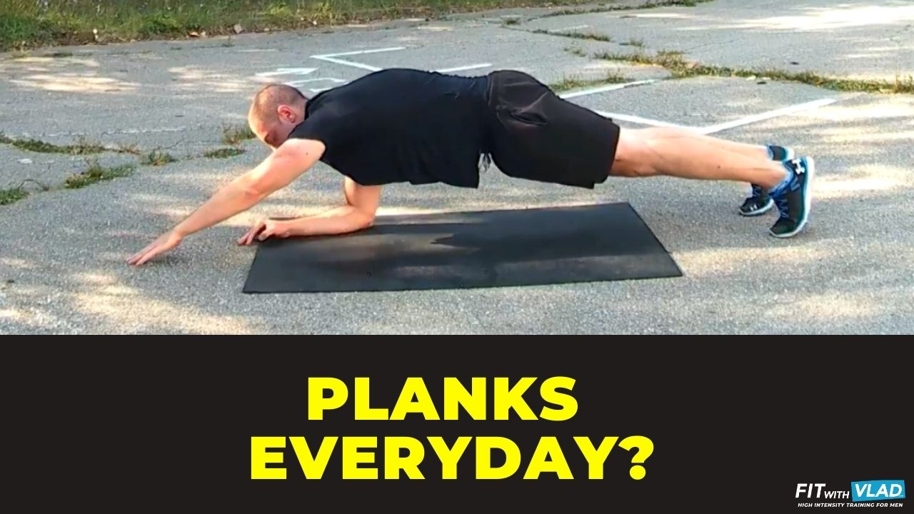 Is It Okay To Do Planks Everyday