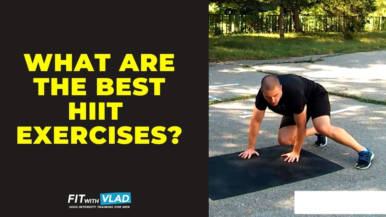 What are the best HIIT exercises