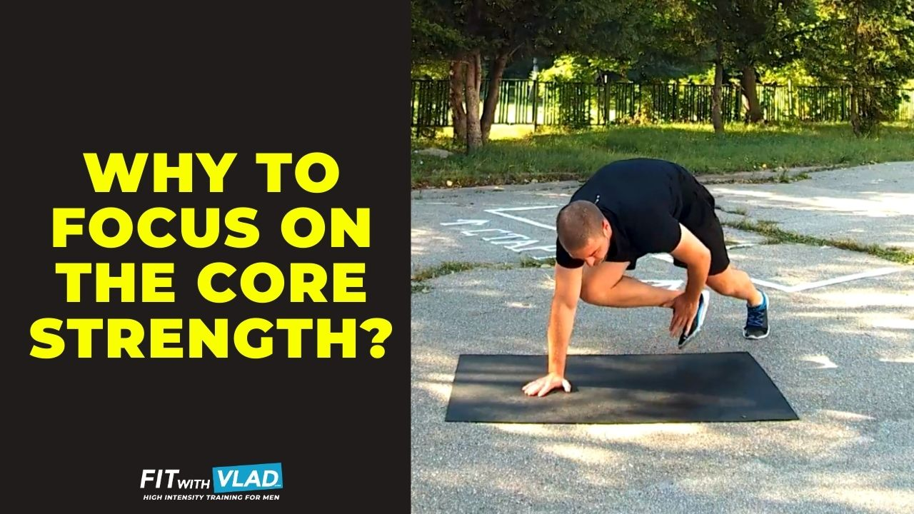 Why strengthening the core is important for the fitness beginners