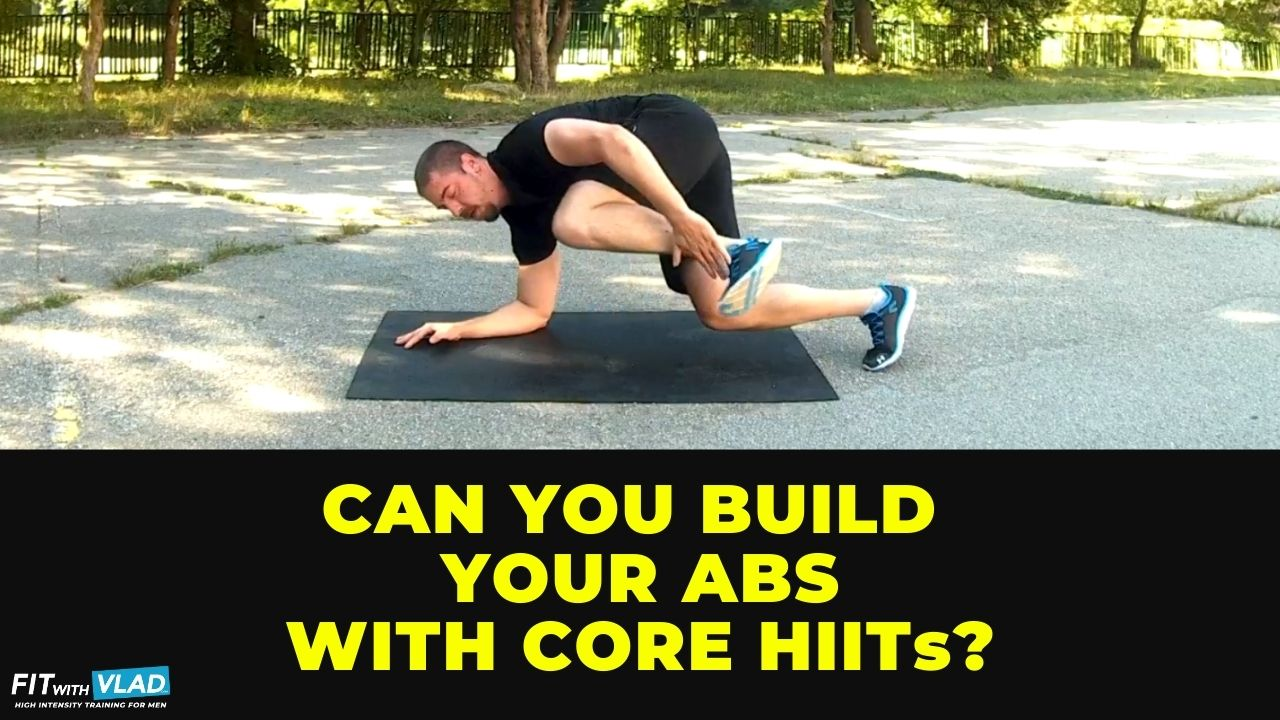 Can You Build Ab Muscle With Core HIIT Workouts