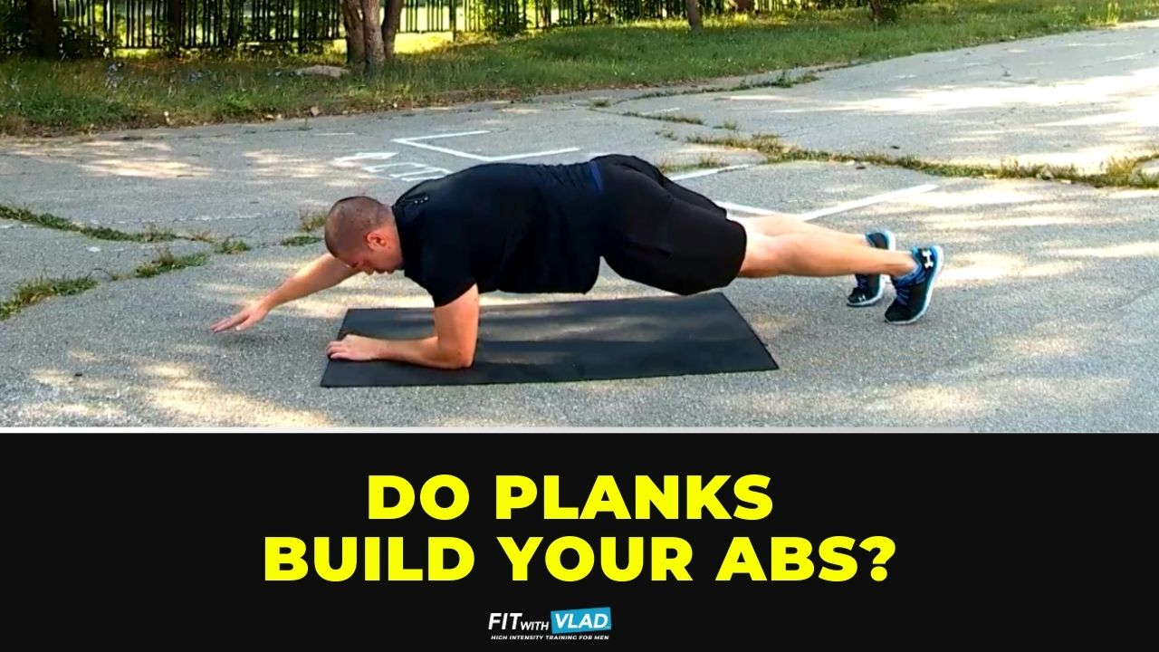 Do planks build your abs