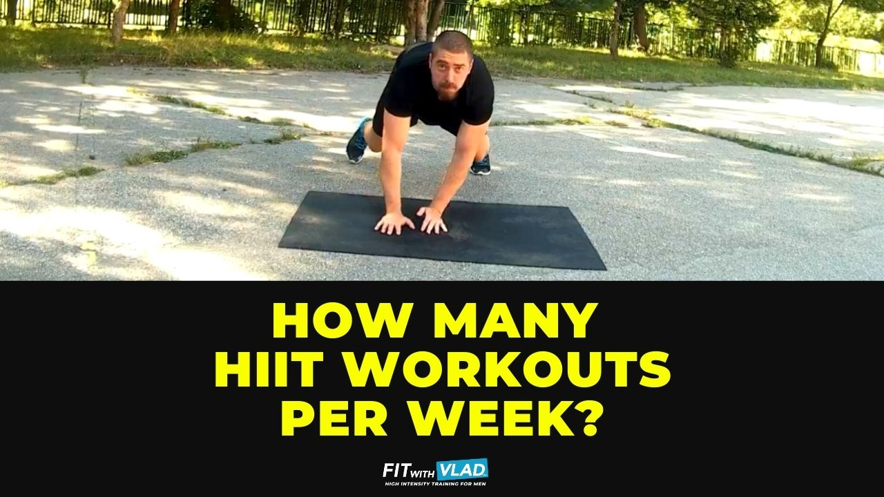 How Many Times Per Week Should You Do HIIT Training