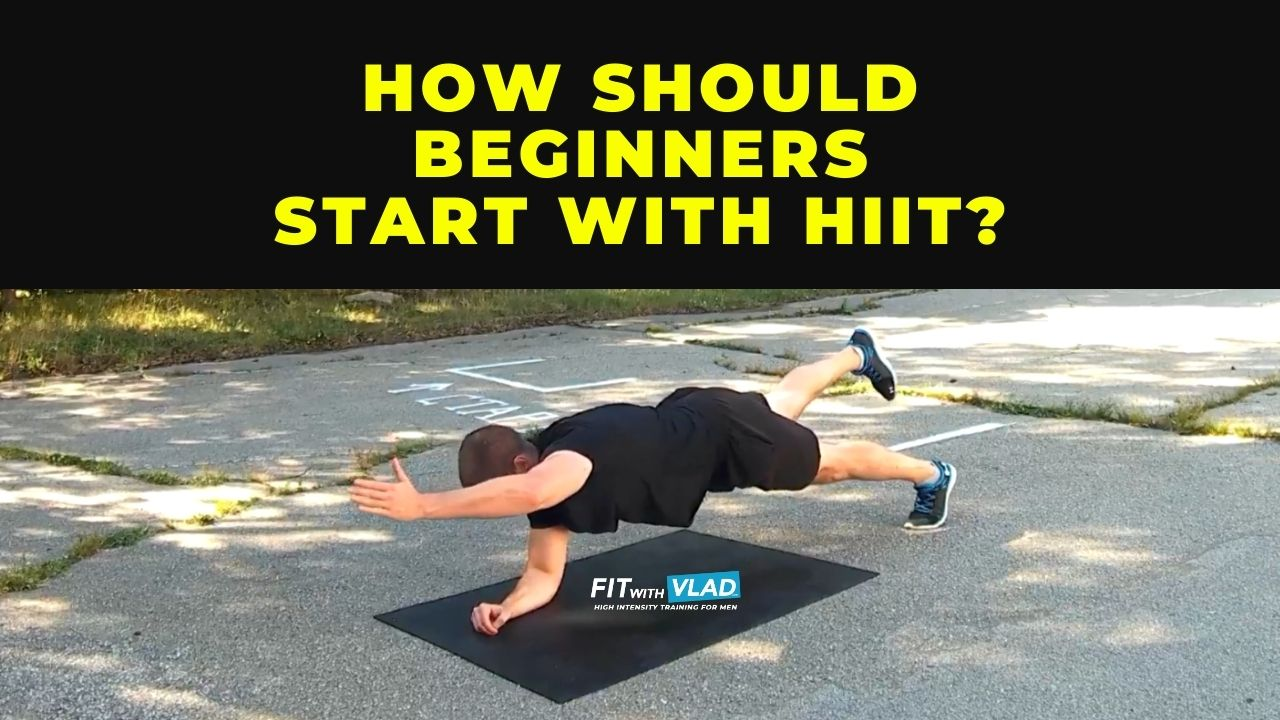 How Should A Beginner Start With HIIT