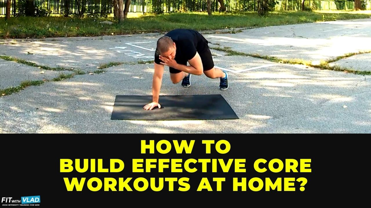 How to build calisthenics core workouts at home