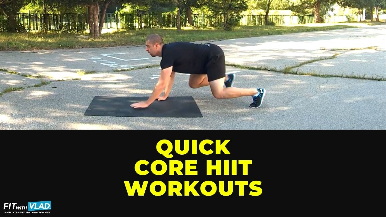 Quick Core HIIT Workouts