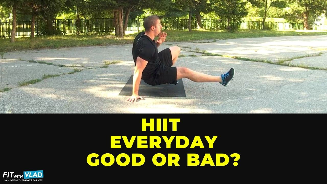 Should You Do HIIT Everyday