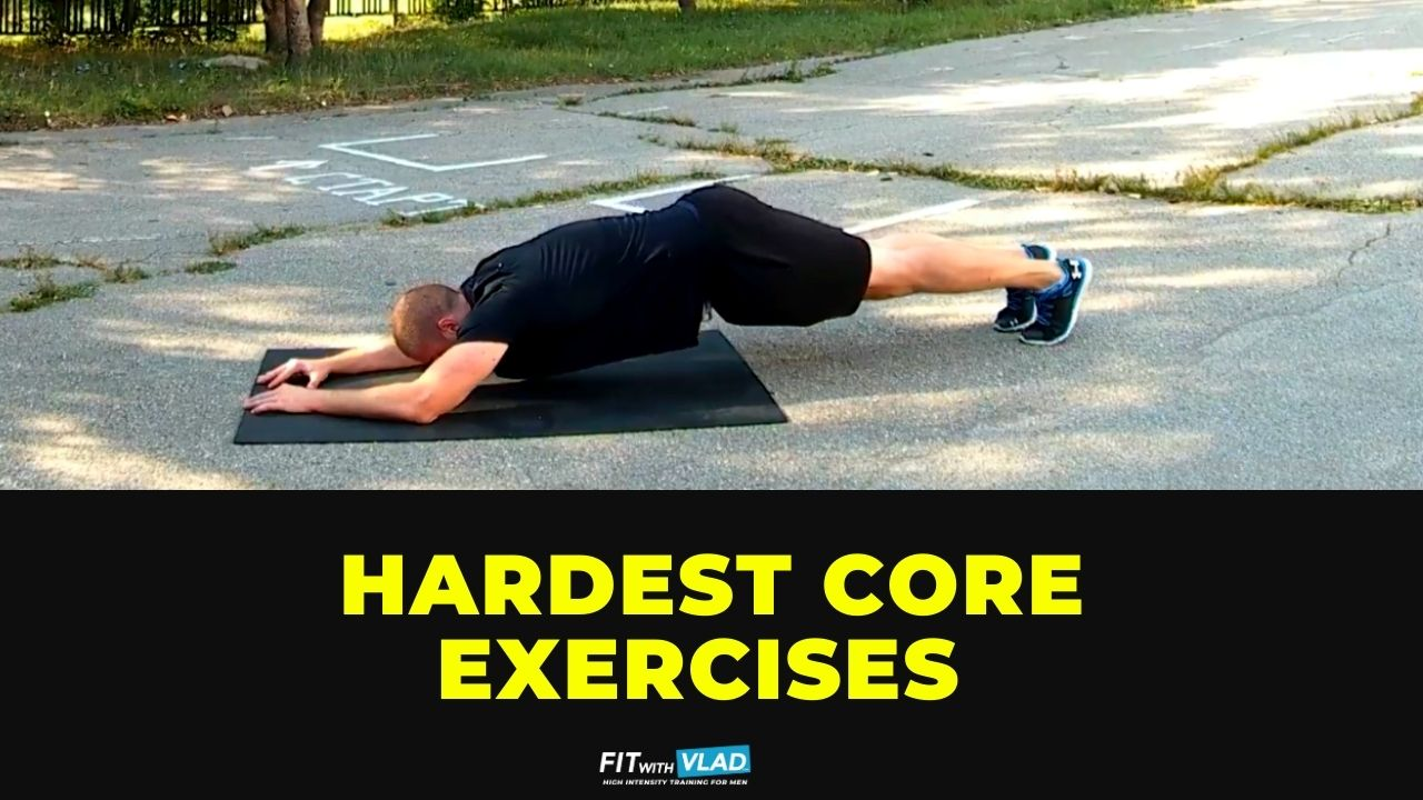 What Are The Hardest Core Exercises Without Equipment