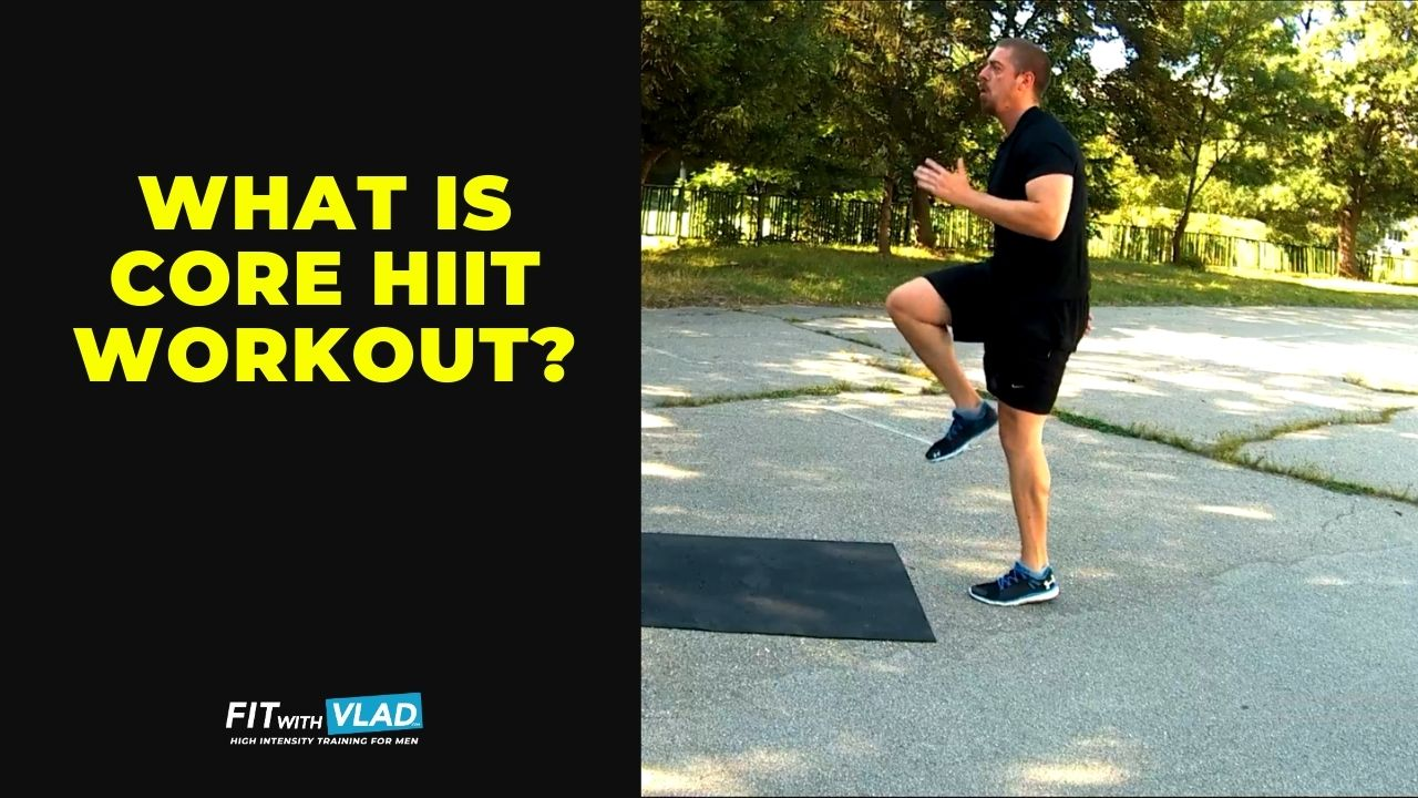 What is the core HIIT workout
