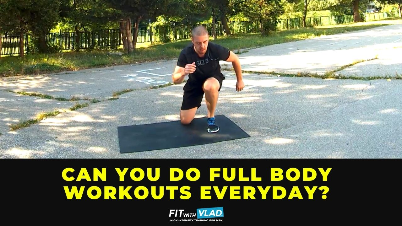 Can You Do Full Body Workouts Everyday As A Beginner