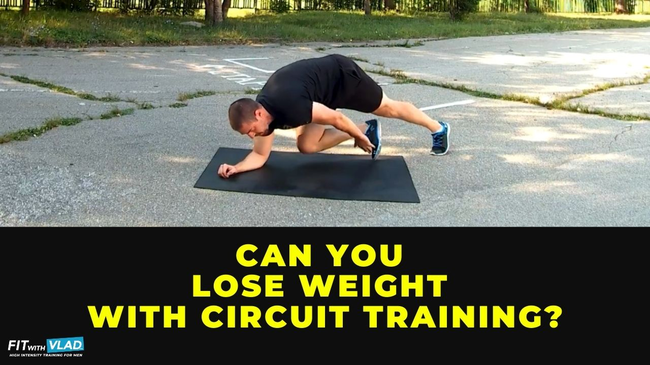 Can you lose weight with 30 minute circuit workouts