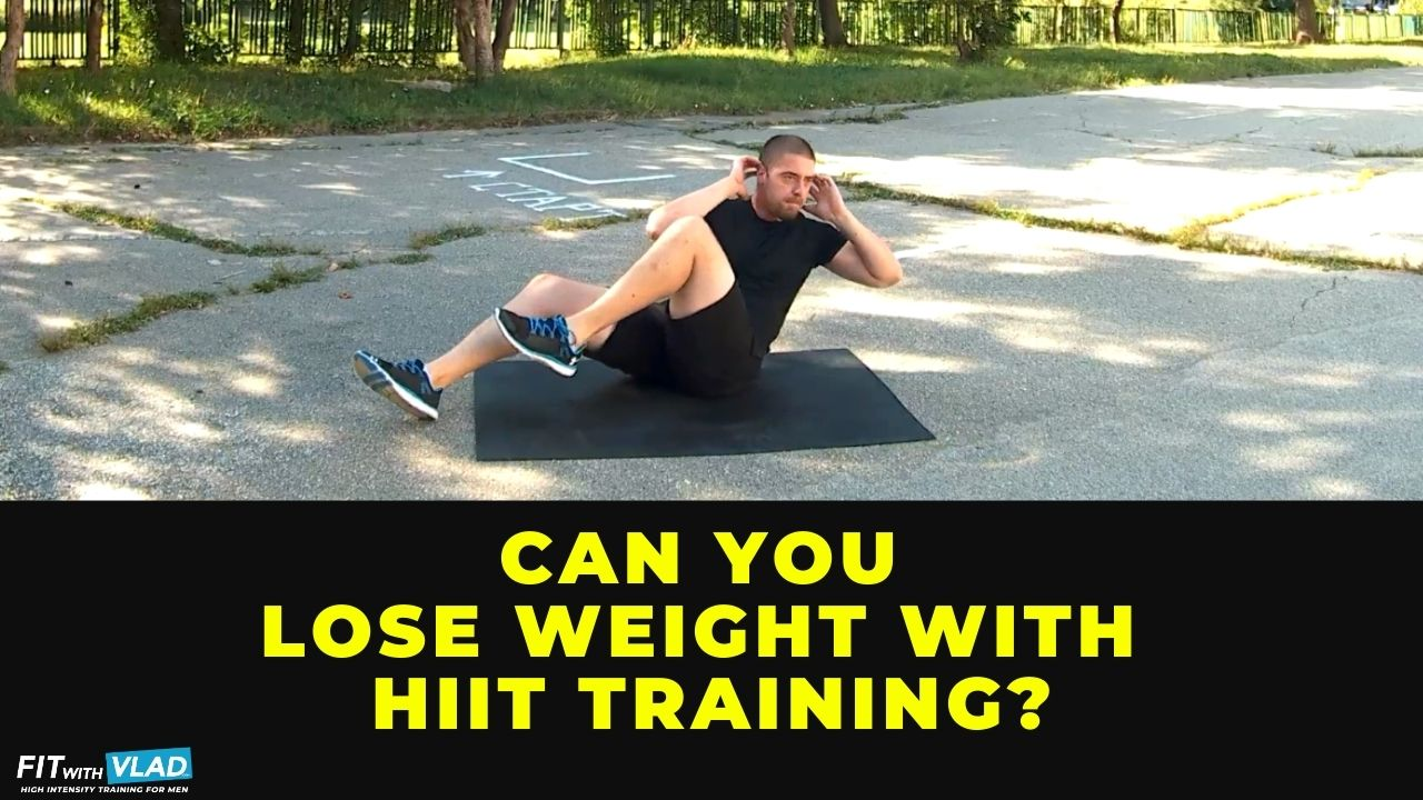 Can you lose weight with HIIT training