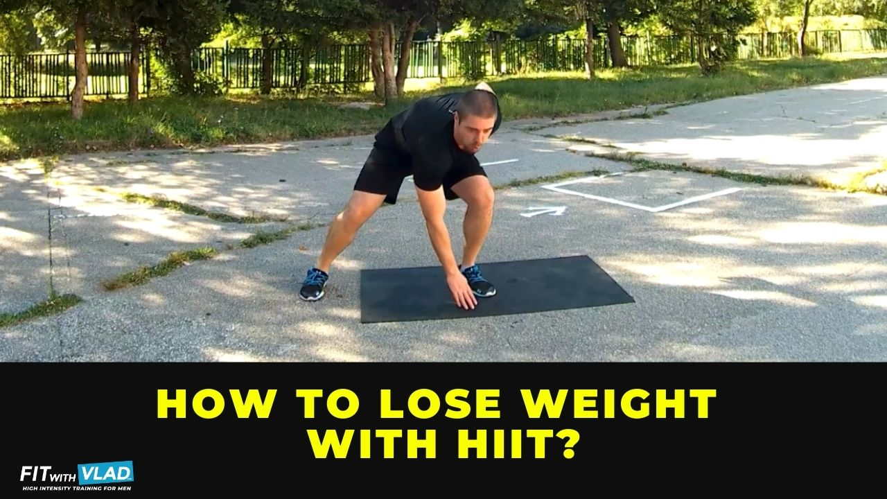 How to lose weight with HIIT