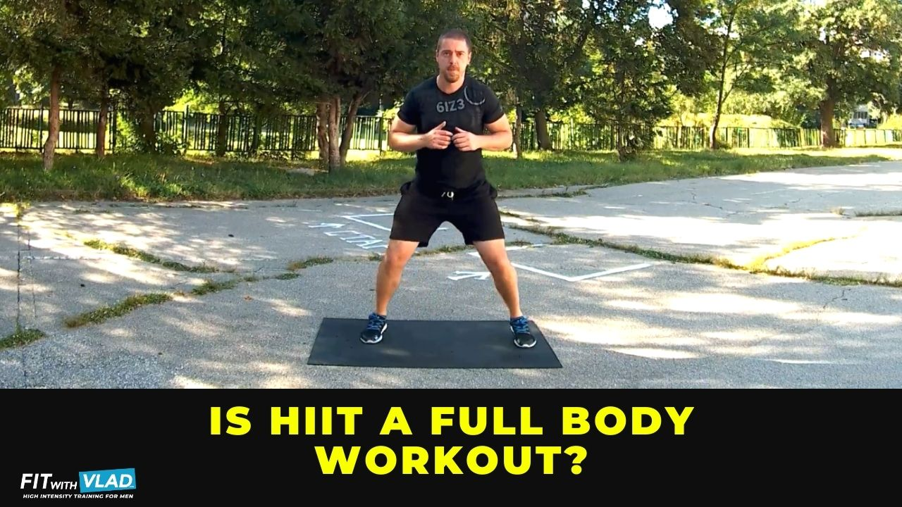 Is HIIT a full body workout
