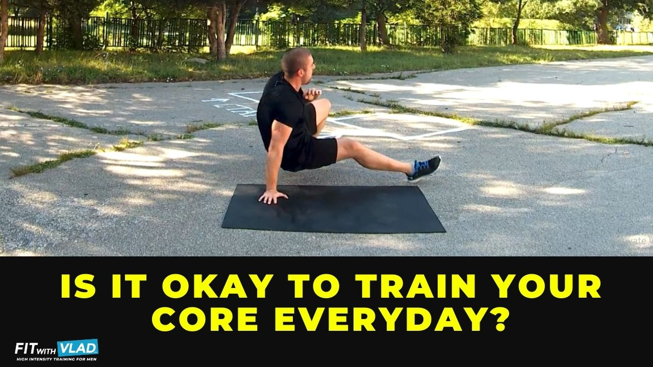 Is it okay to do core workouts everyday