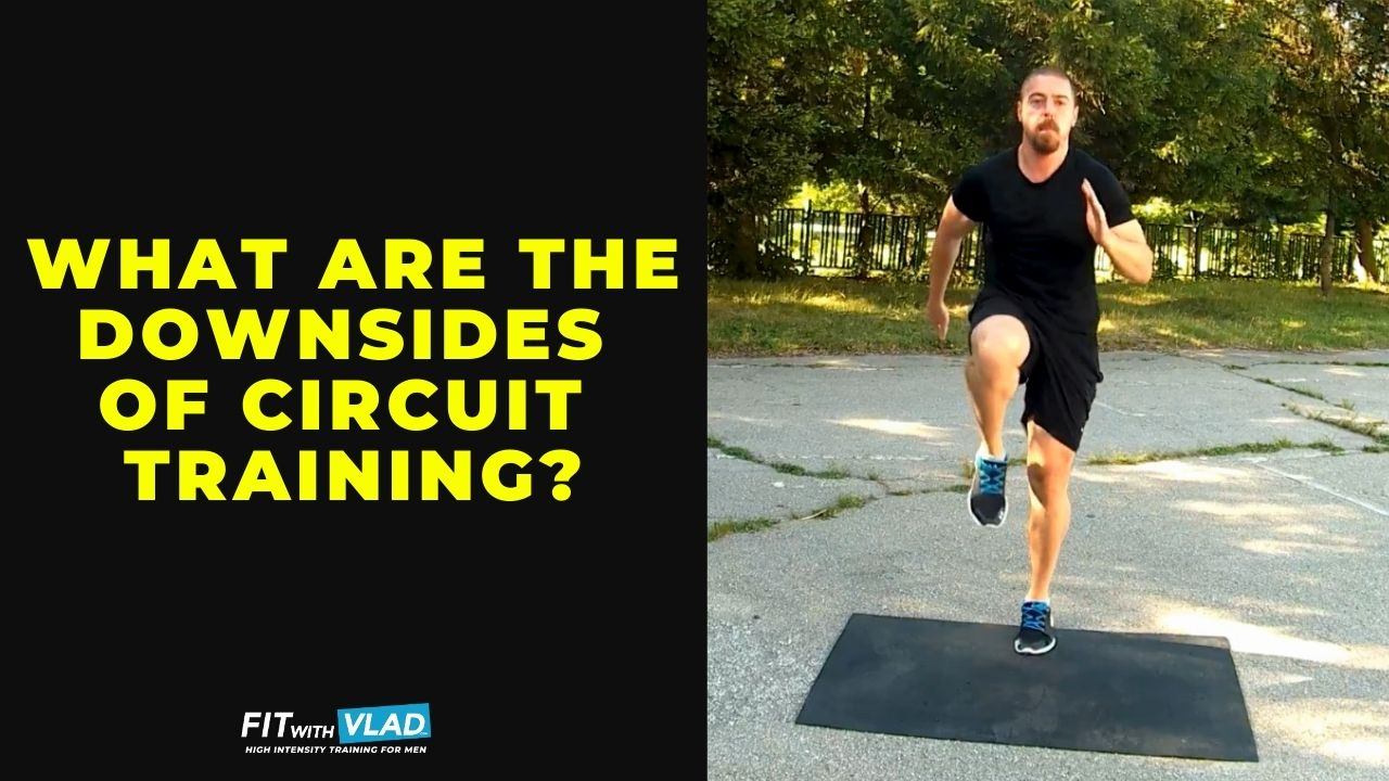 What are the disadvantages of circuit workouts