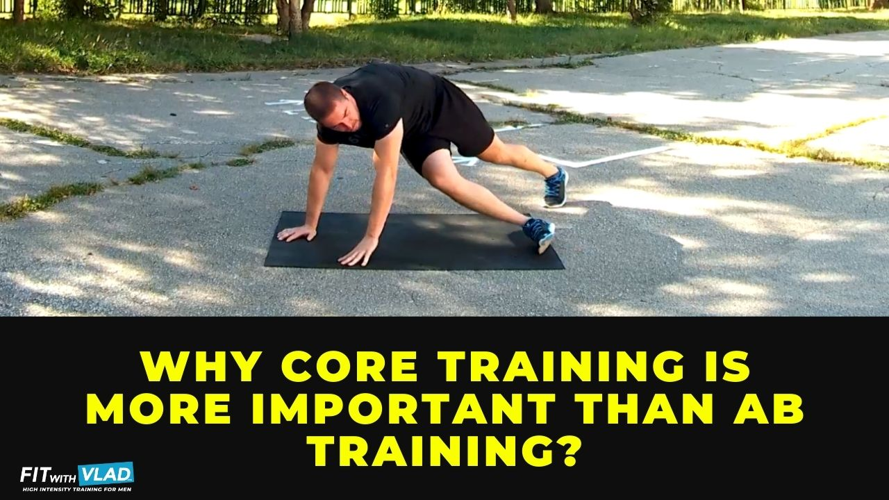 Why Core Training Is More Important Than Working Out Your Abs