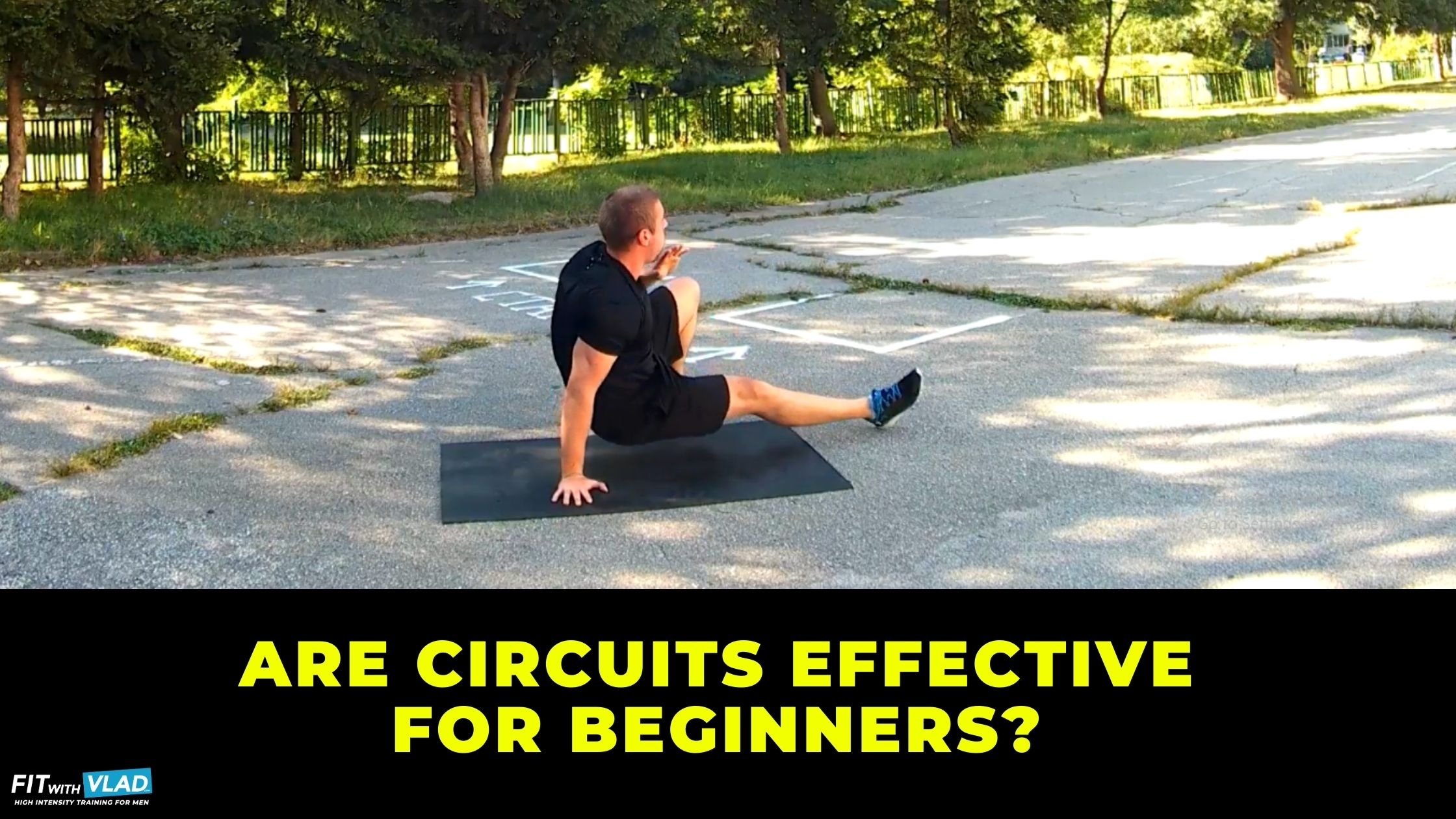 Are bodyweight circuits effective for beginners