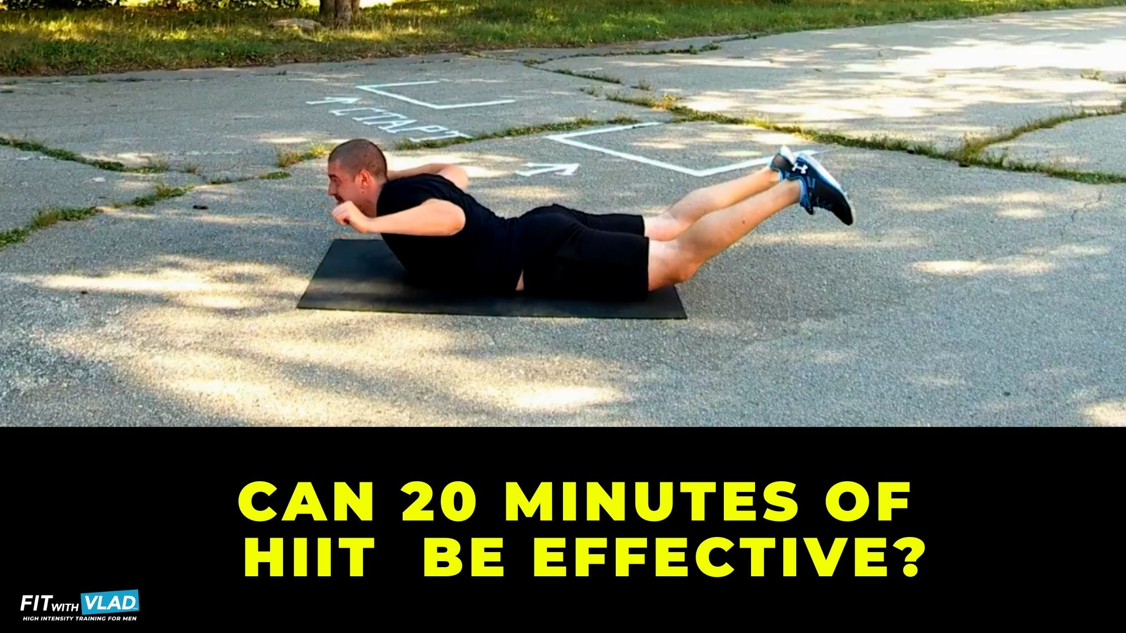 Is 20 Minutes Of HIIT Effective