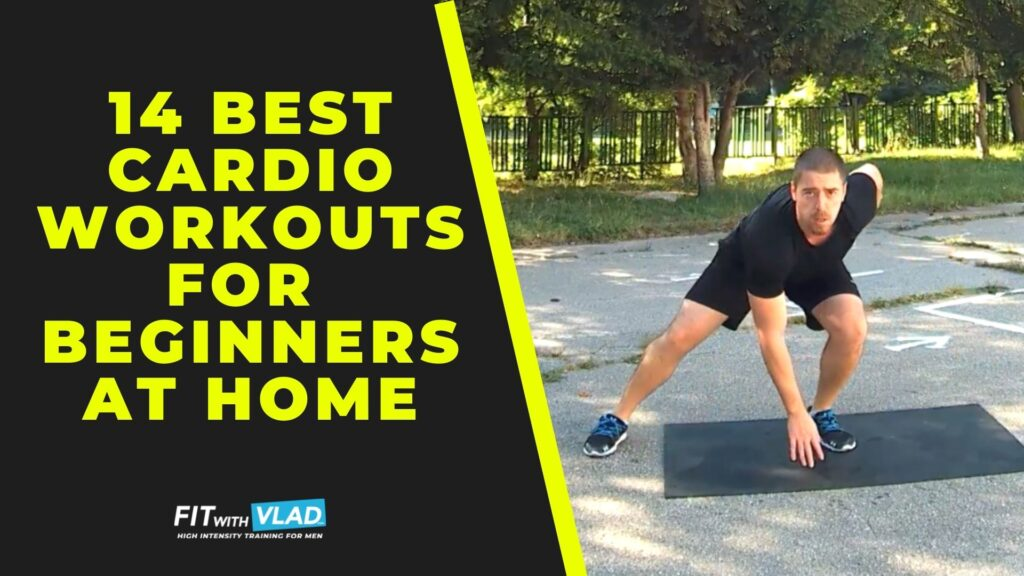 14 Best Cardio Workout For Beginners at Home (No Weights)